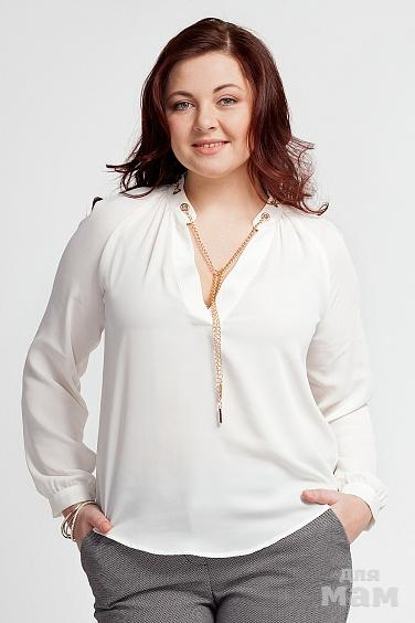 Блузка 54 Размера