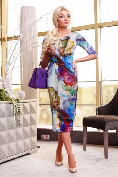 Итальянские платья женские