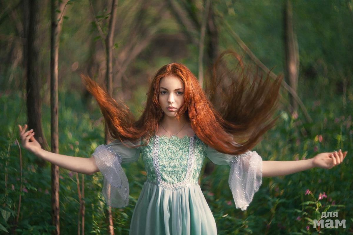 Фото девушек в стиле нимфы