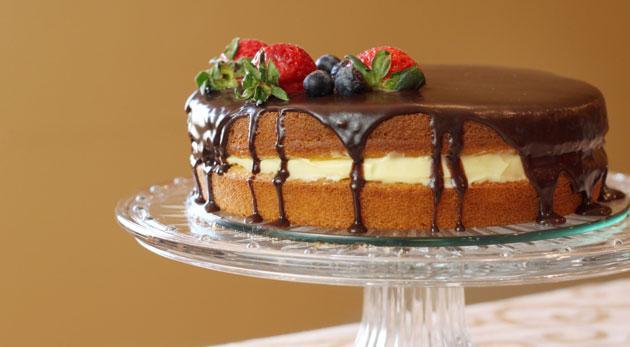 бостонский торт рецепт с фото