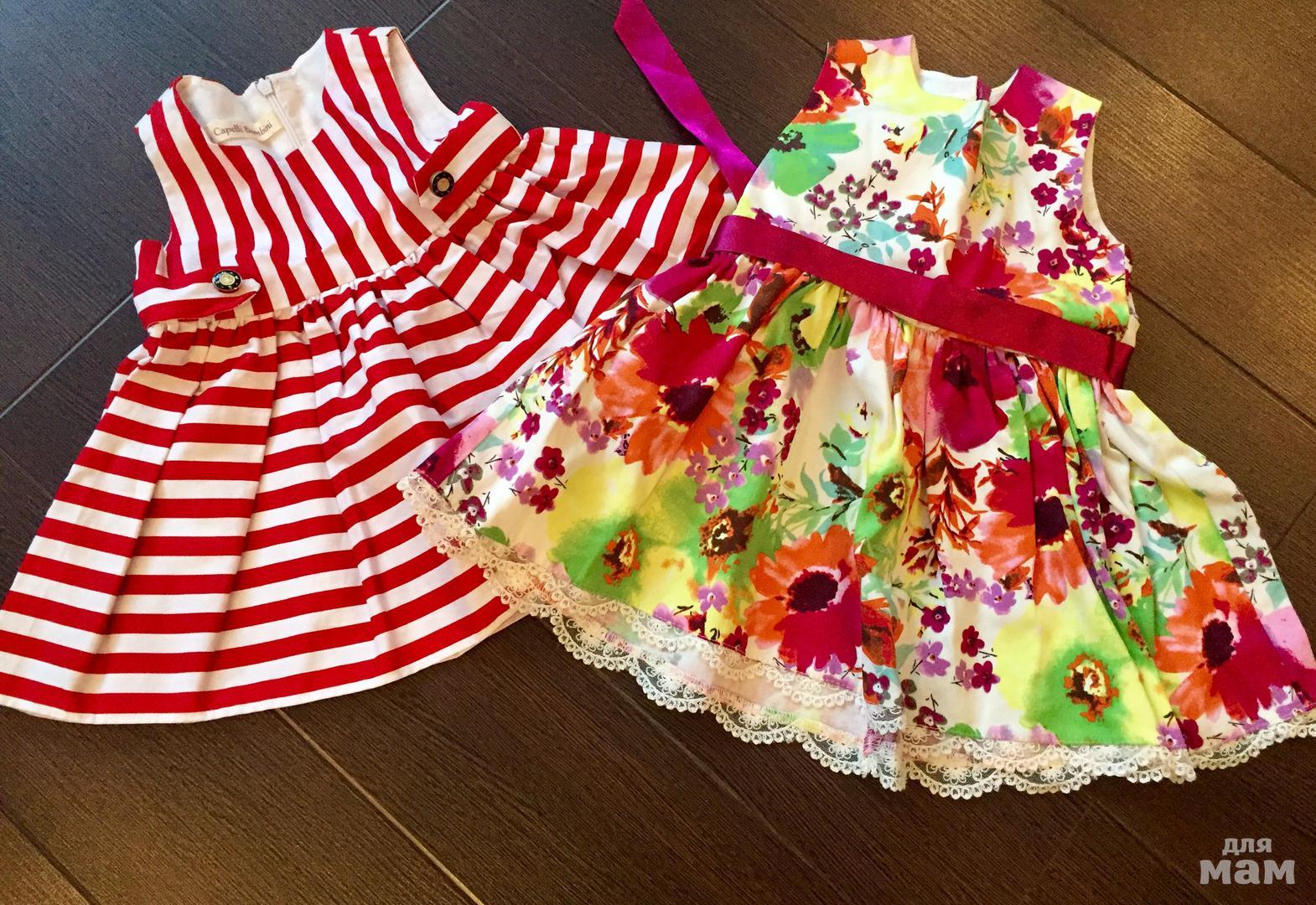 17 самых миленьких платьев для малышек со всего интернета, сшитых своими 68