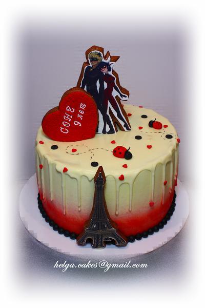 торт с валли фото