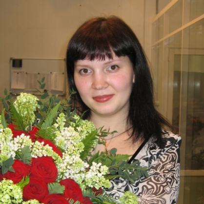 Оксана Шалина