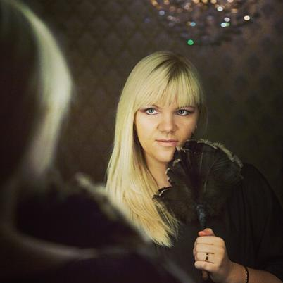 Екатерина (Фотогравировка)