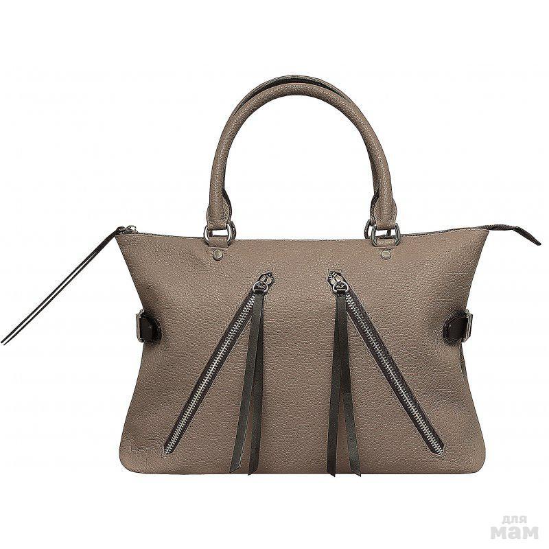 0c0d6be6c176 Внутри сумки одно отделение, карман на молнии и два открытых кармана. Ремень  на плечо регулируется по длине.