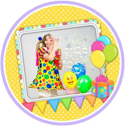 Ирина (Воздушные шары, Анимация)