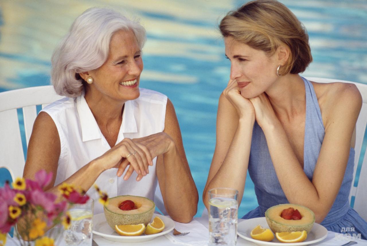Диета для женщин при климаксе