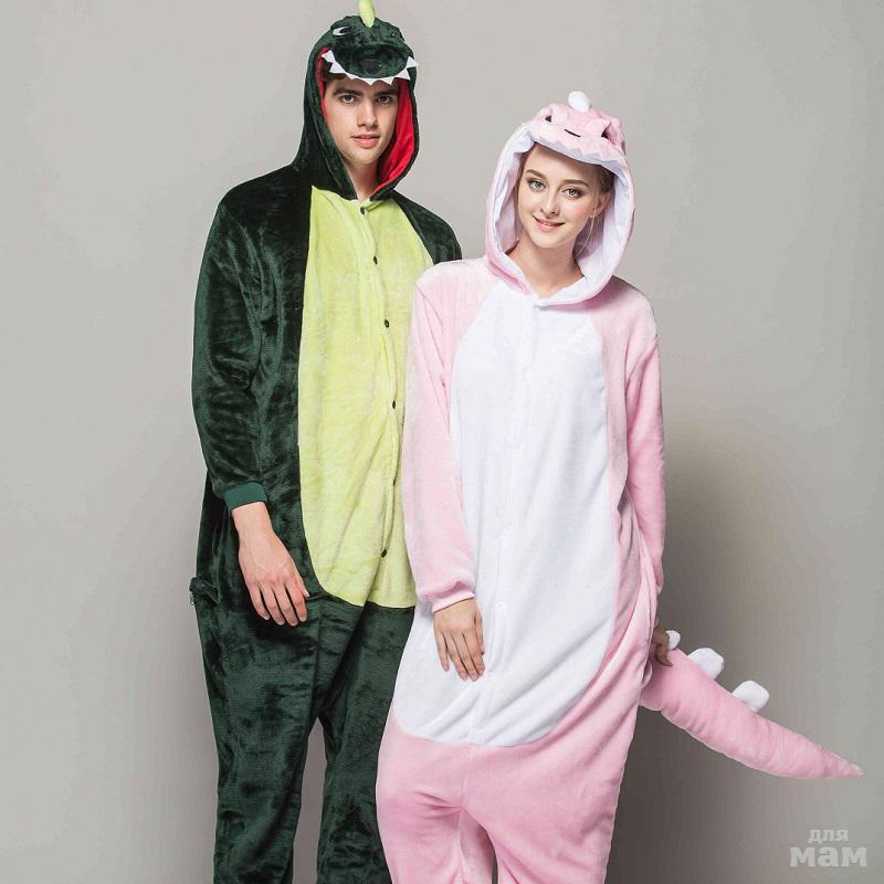 Пижамы Кигуруми kigurumi взрослые и детские - отличный подарок  (оригинальный и практичный) e03adae4e6403