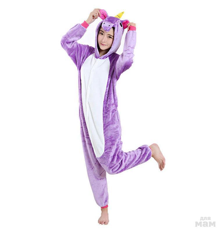 Пижамы Кигуруми kigurumi взрослые и детские - отличный подарок ... 7eb242d023164