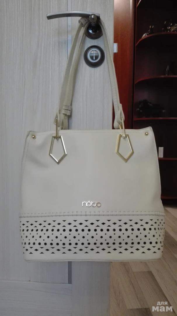 43c71f72859c Новая сумка Nobo. Страна бренда -Польша. За 1200 руб. Отправлю почтой.  Пишите!