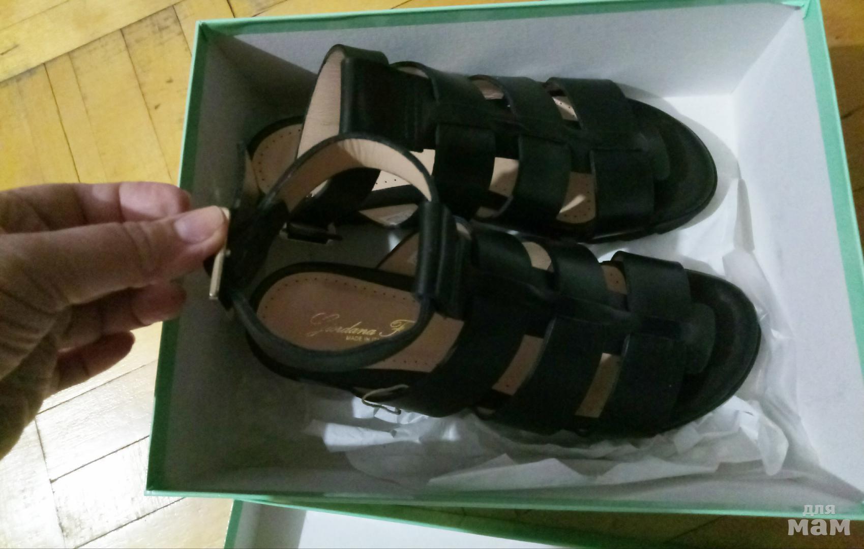 15d01abda Стильные итальянские сандали в греческом стиле 39-40 3900р в ...