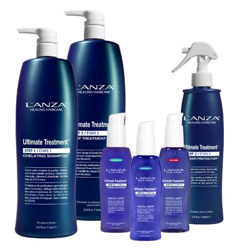 Ланза протезирование волос