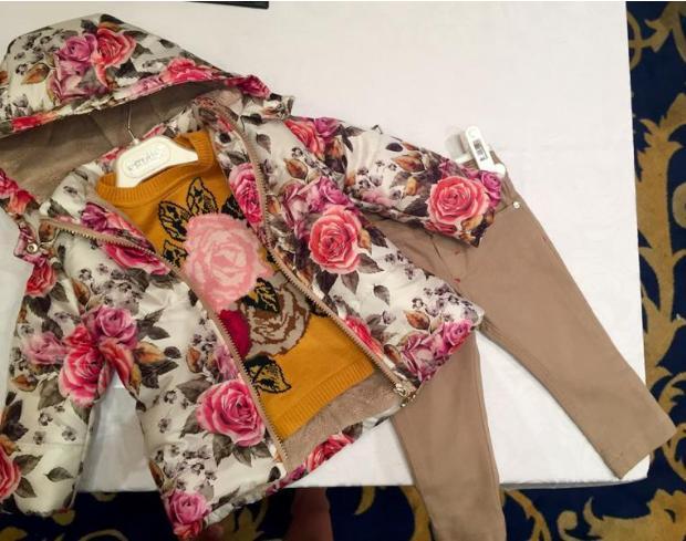 1315c56134c8 Турецкая одежда для ваших девочек! Копии брендов в дневнике ...