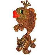 Золотая рыбка (правильные игрушки)